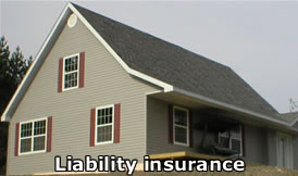 Landlords liability insurance house